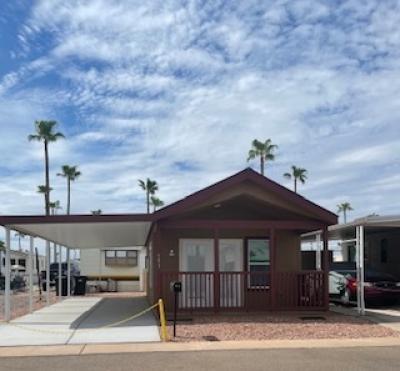 Mobile Home at 2929 E. Main St., #683 Mesa, AZ 85213