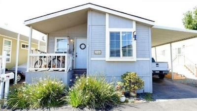 Mobile Home at 1075 Space Park Way,#58 Mountain View, CA 94043