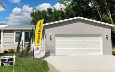 Mobile Home at 408 Crepe Myrtle Pass Lady Lake, FL 32159