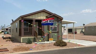 Mobile Home at 10936 E. Apache Trail, Lot#75A Apache Junction, AZ 85120