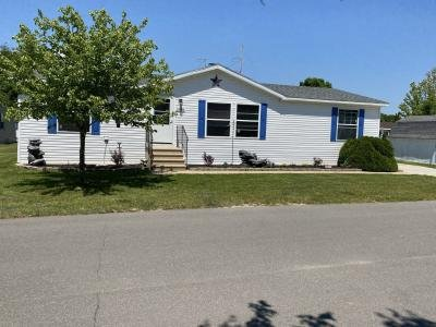 Mobile Home at 5189 South Trotter Trail Caledonia, MI 49316