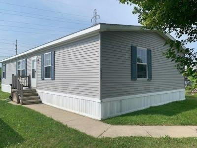 Mobile Home at 25327 Balfour Woodhaven, MI 48183