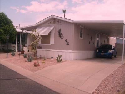 Mobile Home at 16609 N. 1st Lane #127 Phoenix, AZ 85023