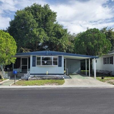 Mobile Home at 6528 Accent Lane New Port Richey, FL 34653