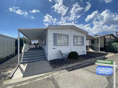 Mobile Home at 117 Kentuck Carson City, NV 89706