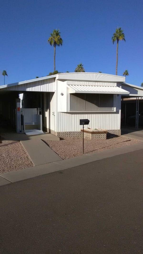 1968 Starcraft Mobile Home For Sale