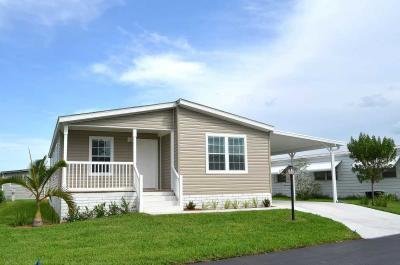 Mobile Home at 94 N Warner Drive Jensen Beach, FL 34957