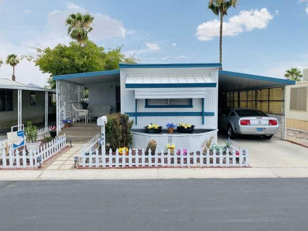 1970  Mobile Home For Sale