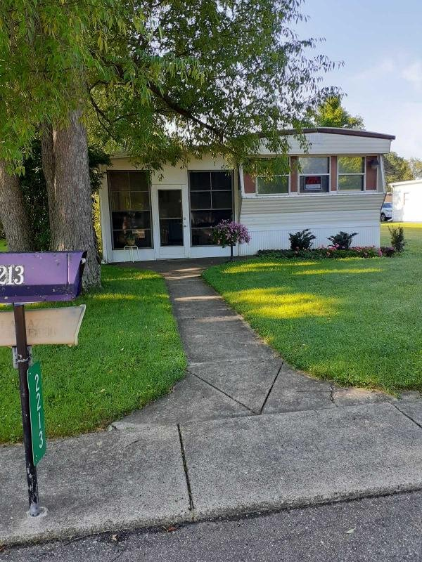 1984 Lincoln Park Mobile Home For Sale