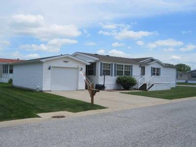 Mobile Home at 3777 Rochester St Portage, IN 46368