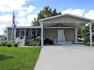 Mobile Home at 3581 Palm Valley Cr. Oviedo, FL 32765