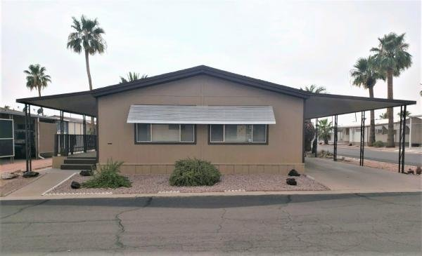1984 SEACLIFF Mobile Home For Sale