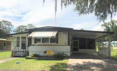 Mobile Home at 20036 Rainbow Drive Brooksville, FL 34601