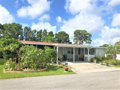 Mobile Home at 210 Exuma Dr. Micco, FL 32976