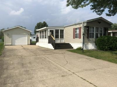 Mobile Home at 5180 Foxmoor Ave. #336 Portage, IN 46368