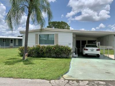 Mobile Home at 20615 Oahu Circle Estero, FL 33928