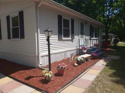 Mobile Home at 44 Stone Hedge Road Westbrook, CT 06498