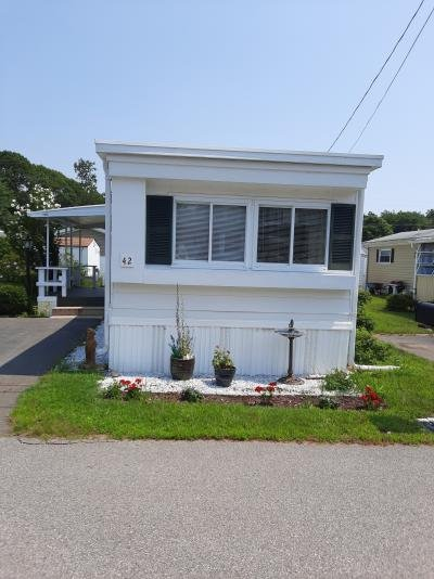 Mobile Home at 42 Linden Avenue North Westbrook, CT 06498