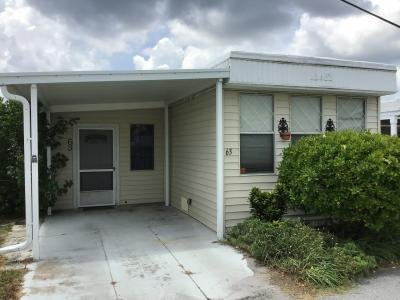 Mobile Home at 63 Hopetown Rd Micco, FL 32976