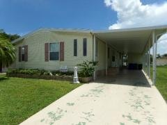 Photo 1 of 17 of home located at 6540 Brandywine Dr. S. Lot 439 Margate, FL 33063