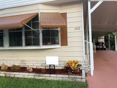 Mobile Home at 192 Calle De Lagos Fort Pierce, FL 34951
