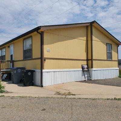 Mobile Home at 408 Forbes Ct. Longmont, CO 80501
