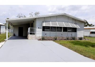 Mobile Home at 814 E. Palm Valley Dr. Oviedo, FL 32765