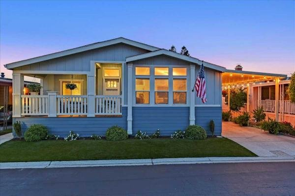 2014 Silvercrest Mobile Home For Sale