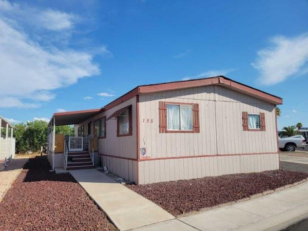 1981 Champion Mobile Home For Sale