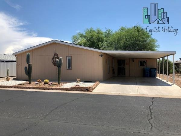 1997 Palm Harbor Mobile Home For Sale