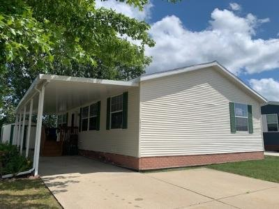 Mobile Home at 58302 Meadow Creek Blvd New Haven, MI 48048