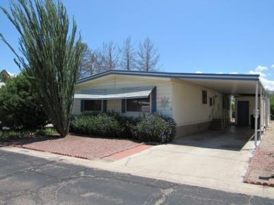 Mobile Home at 3411 S. Camino Seco # 554 Tucson, AZ 85730