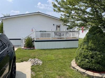 Mobile Home at 28840 Mapleleaf Dr. Flat Rock, MI 48134
