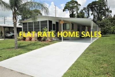 Mobile Home at 7 La Puerta Del Norte Fort Pierce, FL 34951