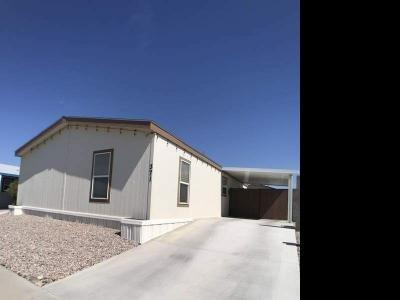 Mobile Home at 16101 N. El Mirage Rd. #371 El Mirage, AZ 85335