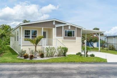 Mobile Home at 248 Costa Rica Edgewater, FL 32141