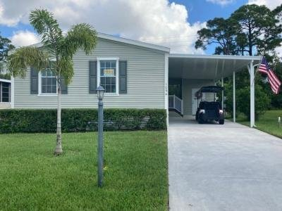 Mobile Home at 1094 West Lakeview Drive Sebastian, FL 32958
