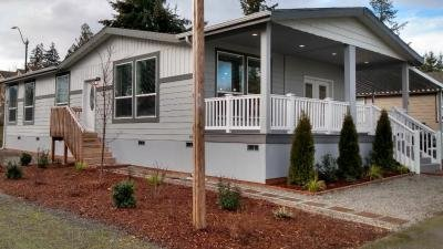 Mobile Home at 1111 Archwood Dr SW #210 Olympia, WA 98502