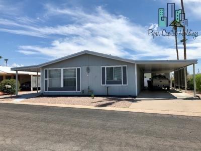 Mobile Home at 120 North Val Vista Drive, Mesa, AZ 85213