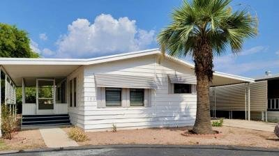Mobile Home at 2121 S Pantano Rd #152 Tucson, AZ 85710