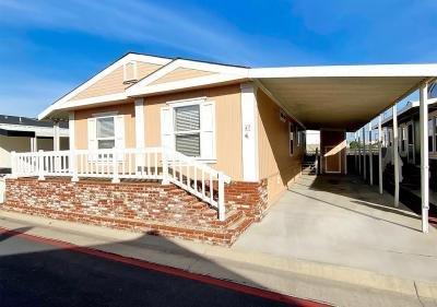 Mobile Home at 21851 Newland St., #47 Huntington Beach, CA 92646