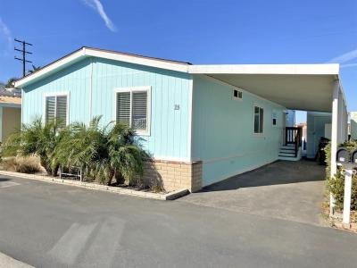 Mobile Home at 21851 Newland St., #28 Huntington Beach, CA 92646