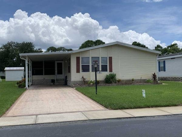 Photo 1 of 2 of home located at 1000 Walker St. Lot 387 Holly Hill, FL 32117