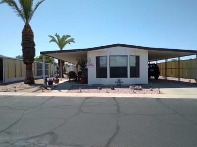 Mobile Home at 8103 E. Southern Ave Lot 113 Mesa, AZ 85209