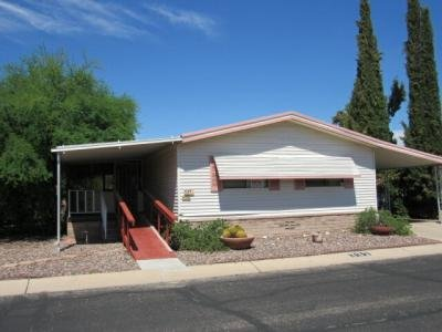Mobile Home at 3411 S. Camino Seco # 337 Tucson, AZ 85730