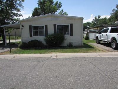 Mobile Home at 8201 So.santa Fe Dr. #27 Littleton, CO 80120