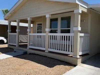Mobile Home at 10960 N. 67th Ave Lot 124-3 Glendale, AZ 85304