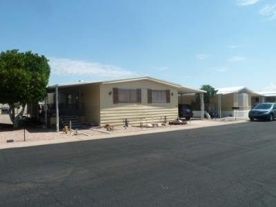 Mobile Home at 2701 E Utopia Road #95 Phoenix, AZ 85050