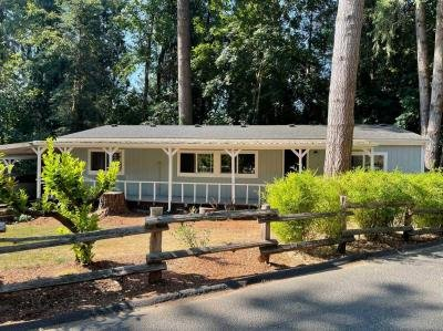 Mobile Home at 32700 SE Leewood Ln, Spc. 46 Boring, OR 97009