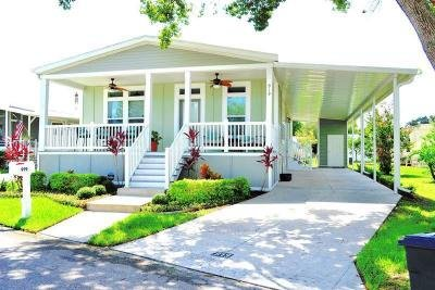 Mobile Home at 919 Mahogany Casselberry, FL 32707